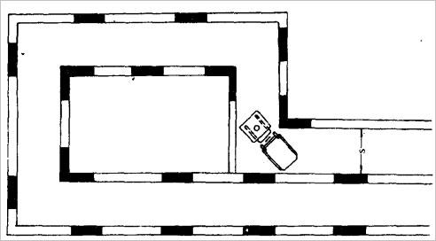 直角7户型设计图