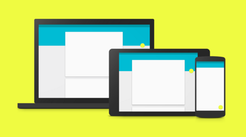 Google Material Design-Introduction译文配图