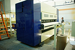 單瓦 三層 五層 七層瓦楞紙板生產線干部 一體式自動糾偏控制系統