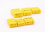 黃色聚丙烯 高級電容