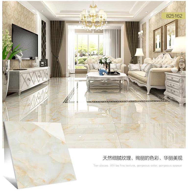 全抛釉瓷砖800*800 臻皇玉 客厅防滑耐磨地砖餐厅地板砖