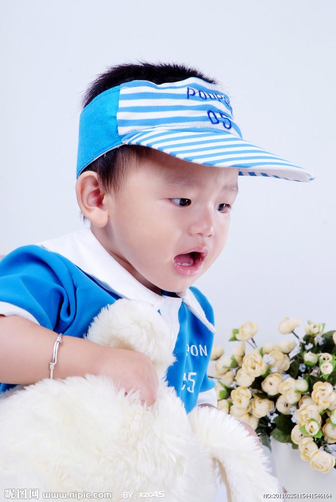 可爱宝贝 - 儿童摄影